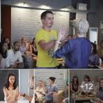 27 июня в Преображариум состоялся мастер-класс «Трудности перевода»